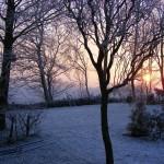 Winter Uitzicht